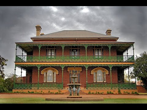 Most Haunted Places In The World Monte Cristo Homestead