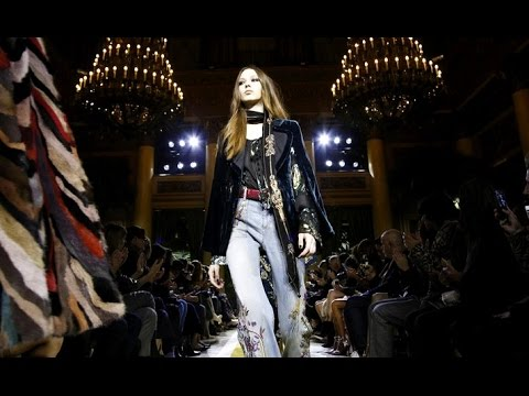 Roberto Cavalli | Fall Winter 2016/2017 Full Fashion Show | Exclusive