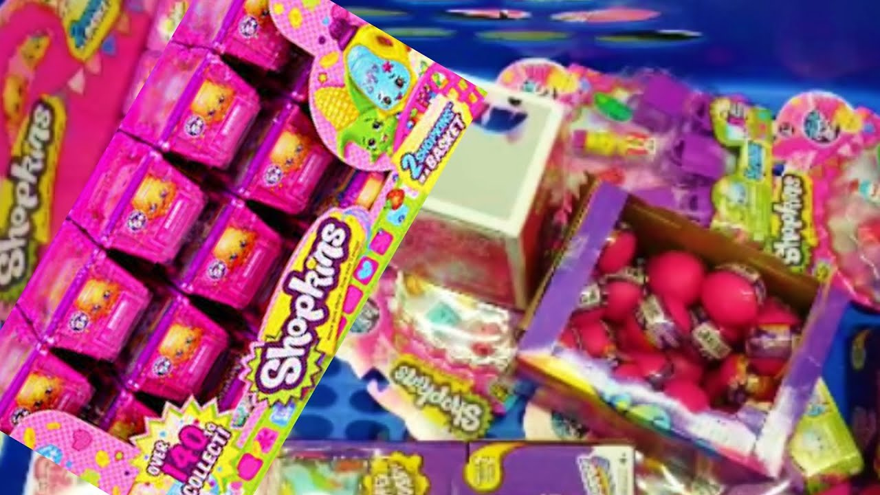 Look What i have Found Season 2 Shopkins @ Toys'rus and
