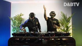 Drumsound & Bassline Smith B2B DJ SS - Formation Records Black History Month Special - D&BTV