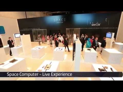 World Global Network Live Experience Space Computer & LUMINA Glasses Demo, Dubai Join WGN