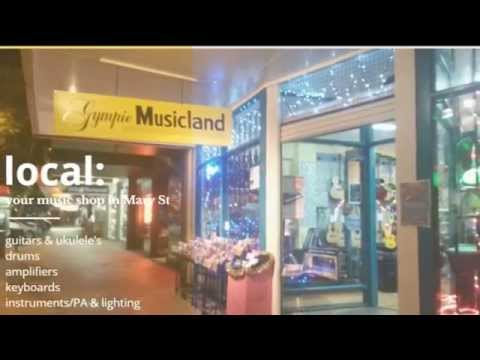 Local Gympie Music Shop - (07) 5482 3226. Your Music Store in Gympie