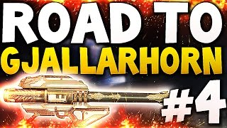 Destiny - ROAD TO GJALLARHORN #4 (PS4)