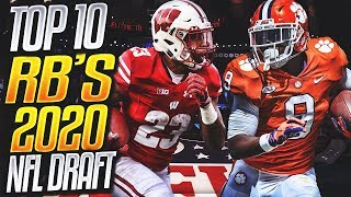 Running Back is STACKED In 2020 || 2020 NFL Draft Running Back Rankings