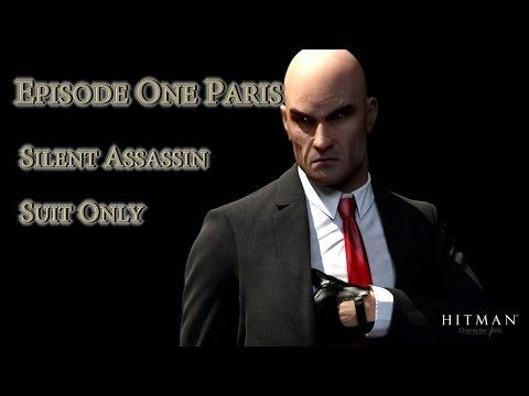 HITMAN - Paris Showstopper Silent Assassin / Suit Only 2nd Run