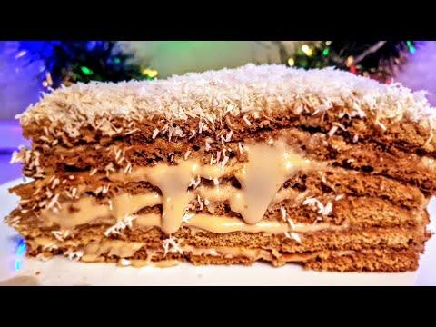 Медовик цыганка готовит. Новогодний Медовик. Торт Рыжик. Gipsy Cuisine.