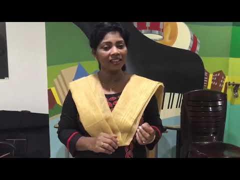 Famous singer Minmini Beautiful song