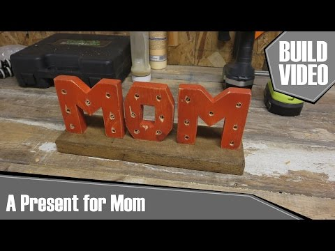 Chevee Builds - A Present for Mom