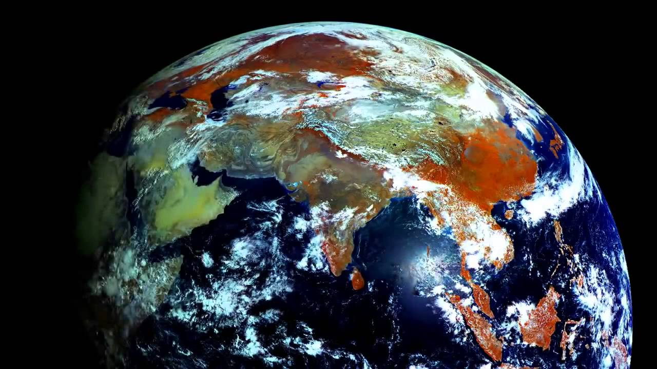 Amazing video of the earth from outer space youtube for From outer space