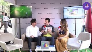 Desde el Digital Room en el WGC-Mexico 2019 con Patty López y Roberto San Germán