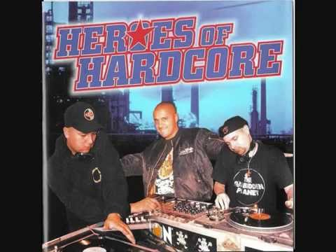 Heroes of Hardcore - Rotterdam Edition -  DJ Paul (1997)