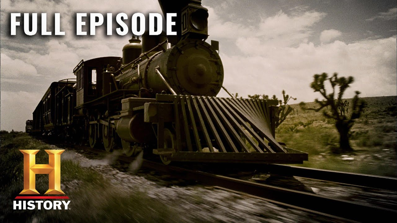 Download The Transcontinental Railroad Unites | America: The Story of Us (S1, E6) | Full Episode | History