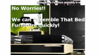 Ikea New York City Furniture Assembly Specialists