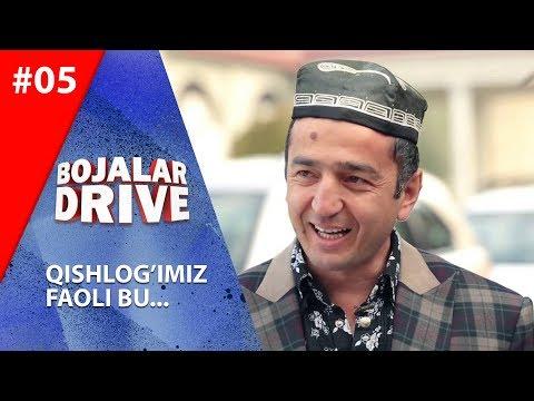 Bojalar Drive 5-son  QISHLOG'IMIIZ FAOLI!