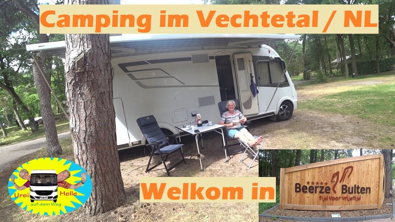 5-Sterne-Camping Beerze Bulten im Vechtetal / Holland (3 ...