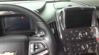 Presentación del Chevrolet Volt en Bogotá Colombia.