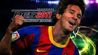 ¿EL PES 2011 TENIA LAS MEJORES REDES DE LA SAGA? | PES 2011 Gameplay