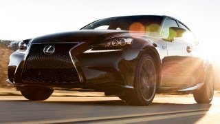 Reinventing the Lexus IS! – The Downshift Episode 48