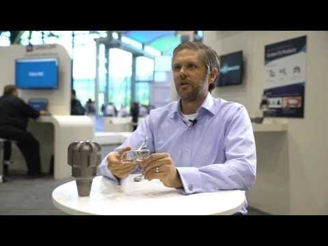 IMTS Day 4: Direct Metal Printing with 3rd Dimension