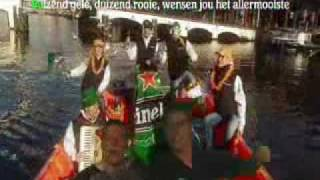 Tommy feat. Mr Alcohol Himself- Tulpen uit Amsterdam
