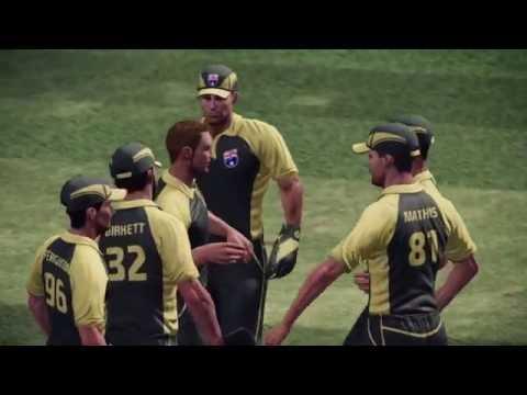 DBC 2014 - Australia vs Bangladesh - T20I @ MCG