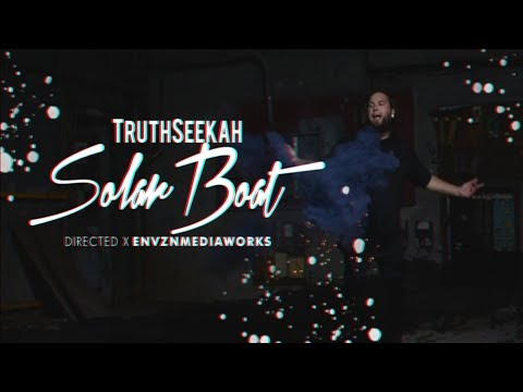 "TruthSeekah ""Solar Boat"" [I Need You] (Official Video)"