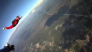 Sky Diving Trip to America