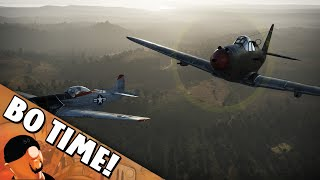 "War Thunder - P-63A-10 ""Business As Usual"""