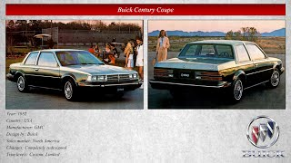 Classic Cars Collection: Buick 1981-1985