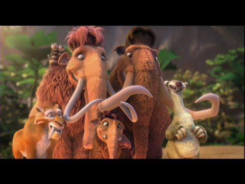 LAGE de GLACE 3 Walk The Dinosaur
