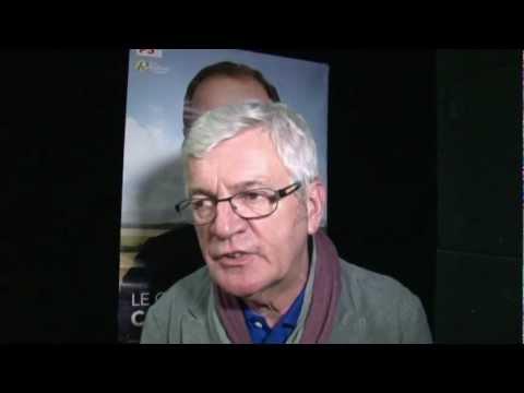 Yves BERTELOOT avec François HOLLANDE pour une vraie politique culturelle