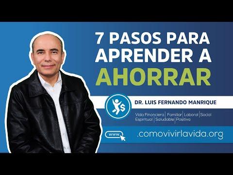 7 PASOS PARA APRENDER A AHORRAR