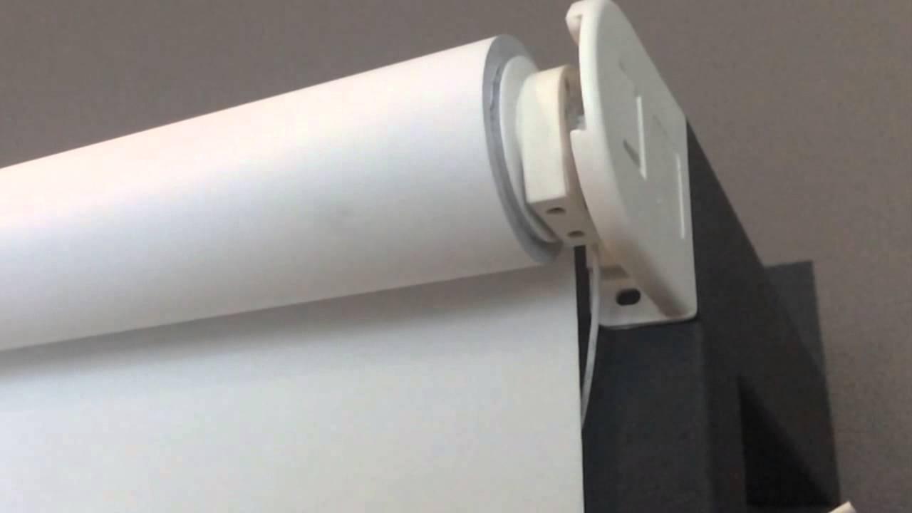 Fenster Elektrisch öffnen : elektrische rollgardinen von homewizard youtube ~ Watch28wear.com Haus und Dekorationen