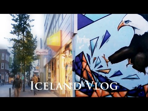 Iceland Vlog #10 | Exploring Reykjavík City Part II | Travel Photographer