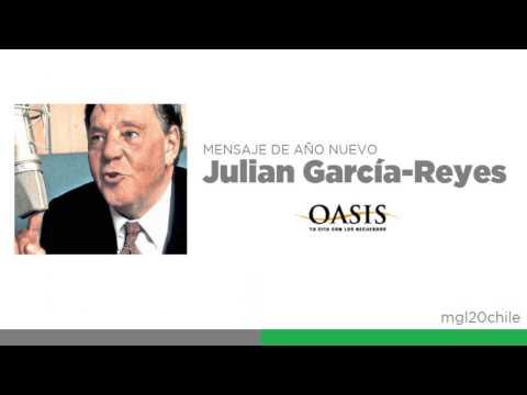 Radio Oasis: Mensaje de Año Nuevo de Julián García Reyes (2012)