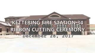 Fire Station 34 Ribbon Cutting Ceremony