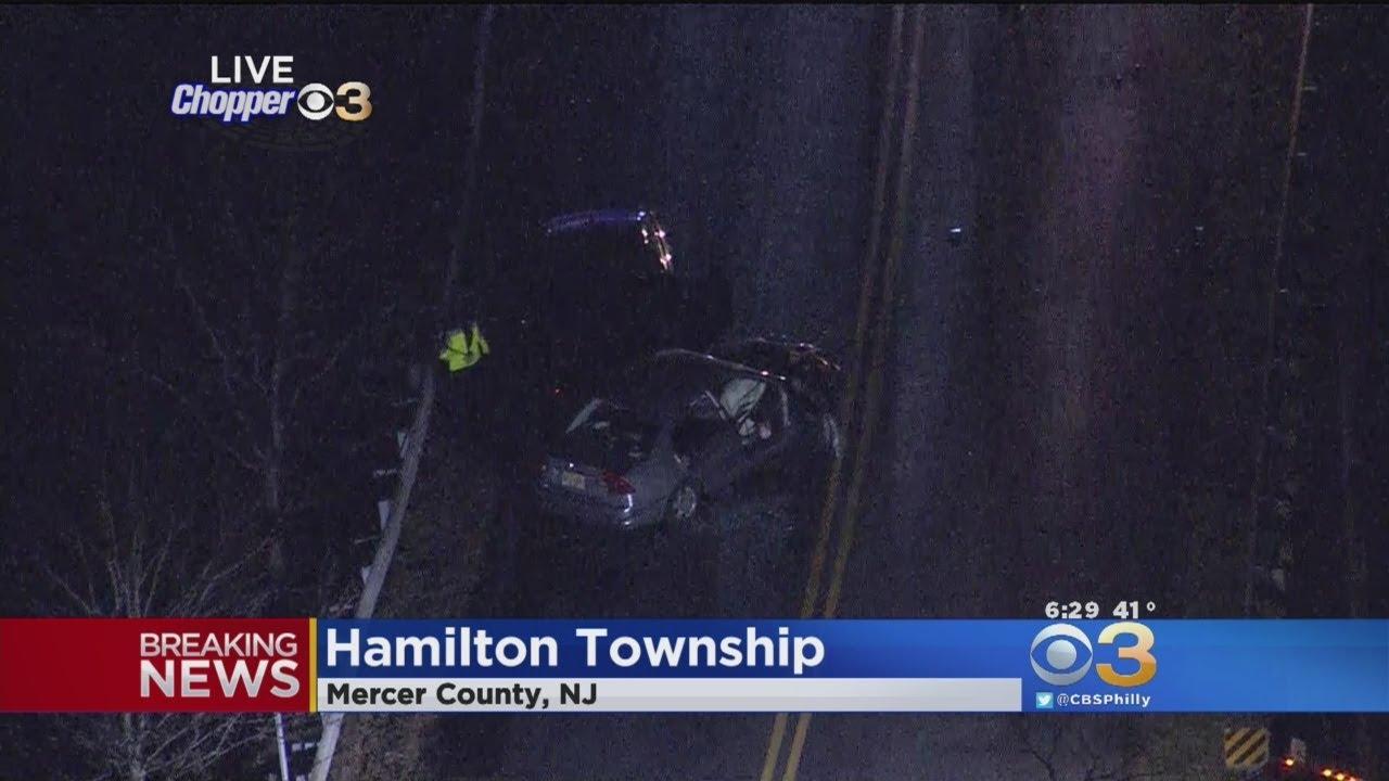 Police: One Person Killed In Crash In Hamilton