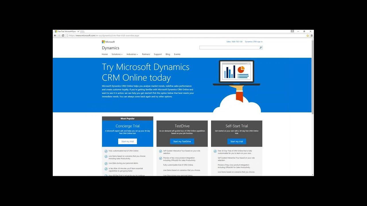 Microsoft dynamics crm training tutorial for beginner | session 1.