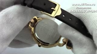 Жіночі наручні годинники Romanson RN2622LG(WH)BN