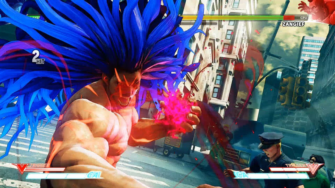 Street Fighter V All Critical Arts Ultra Combos All