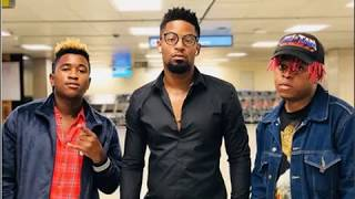 Prince Kay-bee, Distruction Boys, and Dladla Mshunqisi in South African Appreciation House Mix 2018