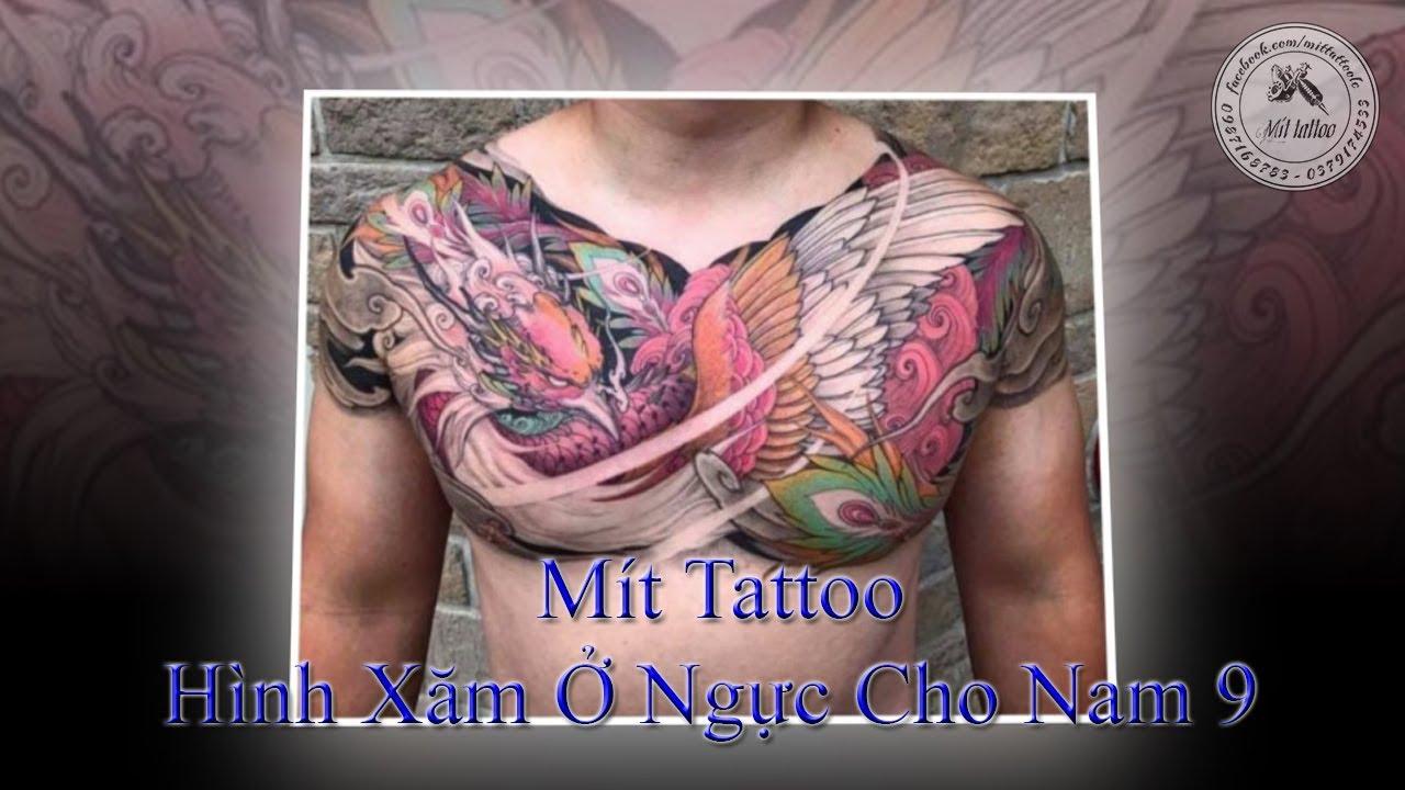 Hình Xăm Ở Ngực Cho Nam 9 – Mít Tattoo | Tổng quát các nội dung về những hình xăm ở ngực đẹp mới cập nhật