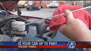 Holiday travel: Making sure your car is road ready
