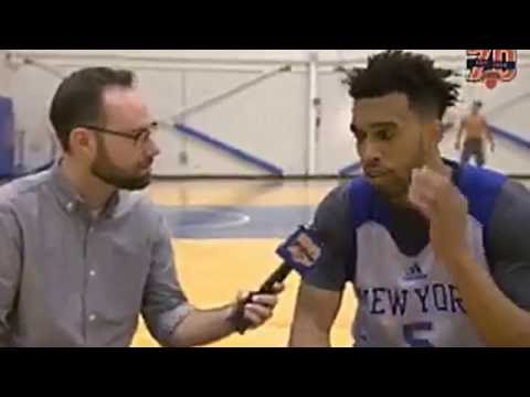 New York Knicks Highlights  - Training Camp - 2016-17 NBA Season