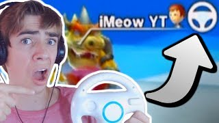 IS THE WII WHEEL VIABLE?! (Mario Kart Wii: CTGP Online) [Wiimmfi]