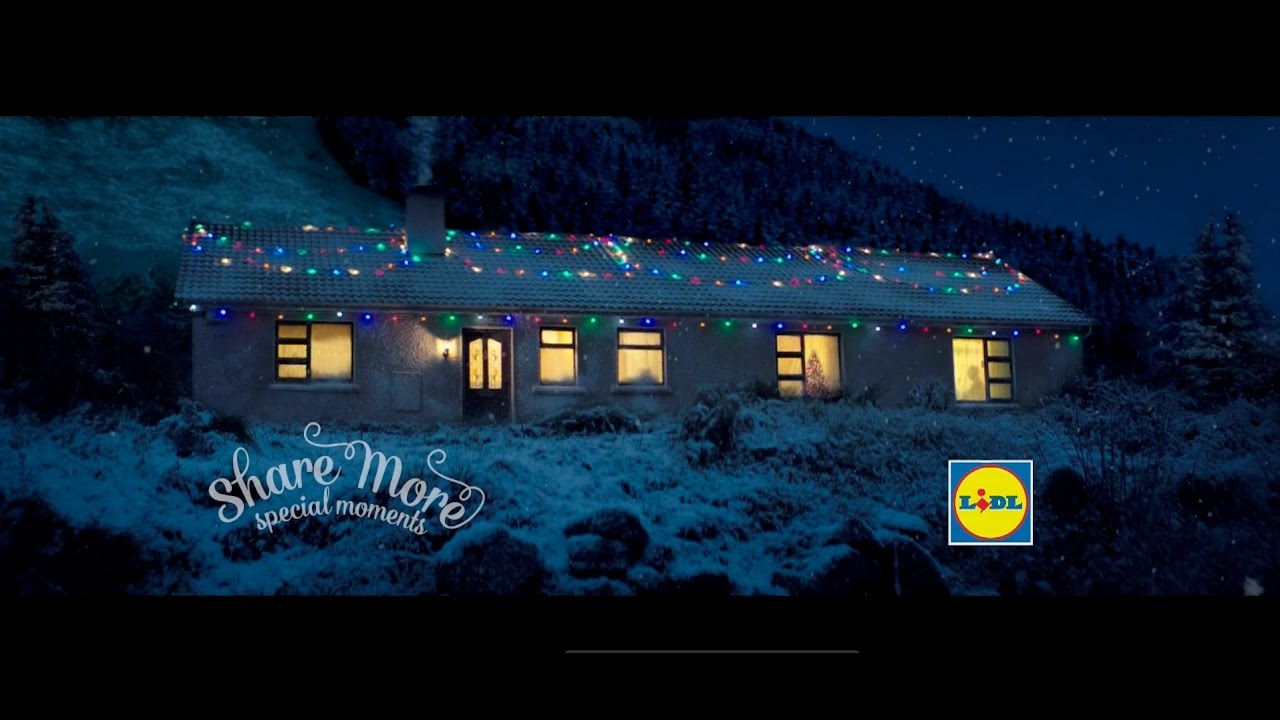 Lidl Ireland Christmas Tv