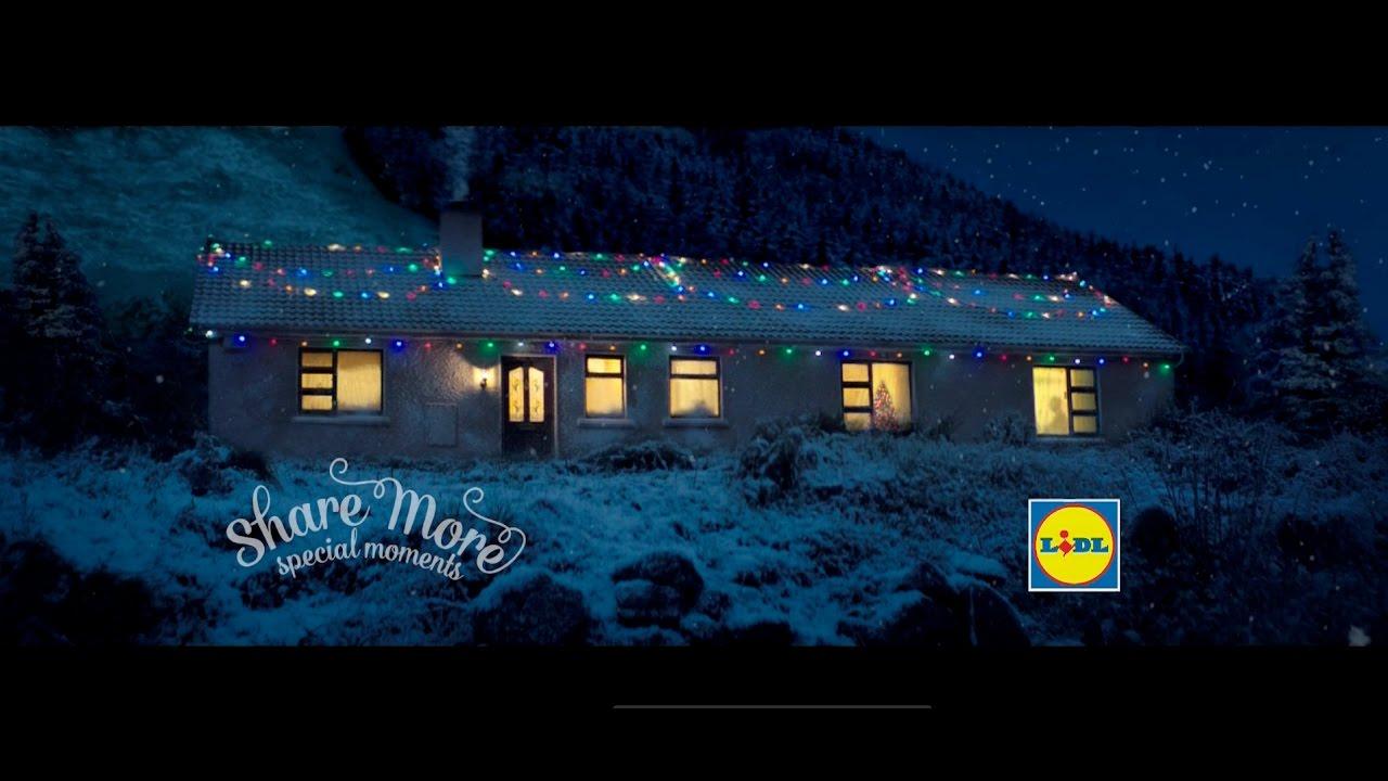 Lidl Ireland Christmas Tv