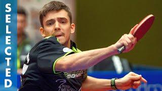 Kirill Gerassimenko vs Cristian Pletea (TTBL Selected)