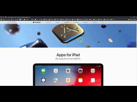 Apple Dev Account Setup
