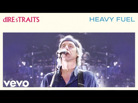 Dire Straits - Heavy Fuel (Official Music Video)